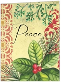 CH010 - Peace Holiday Card