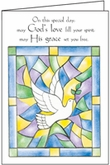 CH601C - Fill Your Spirit Religious Celebration Cards