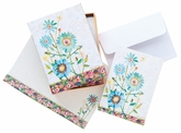 FNC12345 - Floral Note Cards