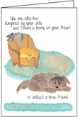 G477 - Veterinary Sympathy Cards