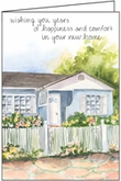 H4482 - Quaint New Home Congratulations Cards