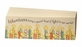 MARK-V13-20 - Bright Candles Bookmarks