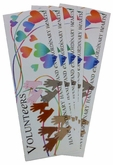 MARK-V6-20 - Volunteer Hearts Bulk Bookmarks