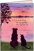 PG417 - Pet Sympathy Cards