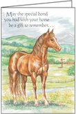 PM406 - Horse Sympathy Cards