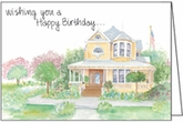 QBL23 - Home Birthday Cards