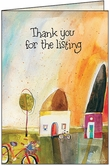 REU01 - Thank You Cards for Realtors