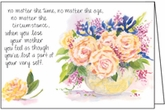 S4236 - Loss of Mother Sympathy Cards