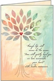 S9299H - Anniversary of Loss Sympathy Card
