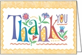 T1303C - Thank You Cards w/ Verse