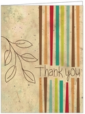 T19 - Earthy Thank You Cards