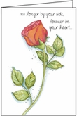 T2310H - In Your Heart Anniversary of Loss Cards