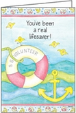 T3302 - Lifesaver Thank You Cards