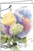 T4305 - Floral Thank You Cards