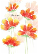 TH307 - Floral Thank You Cards