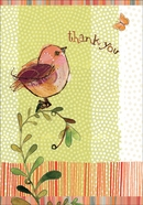 TU304 - Robin Thank You Cards