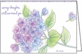UBL03 - Caring Thoughts Hospice Note Cards