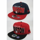 Authentic Houston Snapback Cap - Assorted