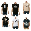 Wholesale Akomplice Assorted Pack T-shirts - $10.50/pc - M-AKM-1000-ASST
