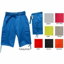 Wholesale Cargo Shorts with Belt