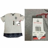 Wholesale Enyce Printed Long Tail T-Shirts - M-ENY-1100-GY - $8.50/pc