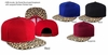 Wholesale Leopard Bill Printed Snapback Hats