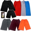 Wholesale Men's Light Fleece Jogger Shorts - $7.50/pc
