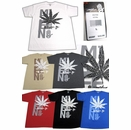 "Wholesale Miskeen ""Leaf"" Tee - Assorted Colors"