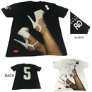 Wholesale Rich Gang T-shirts - $8.50/pc - 6pc pack - M-RIG-1T12-ASST