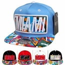 Wholesale Snapback Hats - Aztek Miami