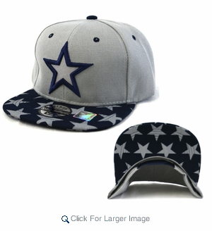 Wholesale Snapback Hats - Embroidered Star - $4.50 - A-JOY-0317 - Click to enlarge