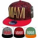 Wholesale Snapback Hats - Miami