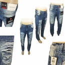 Wholesale Southpole Men's Ripped Fashion Jeans - $17.50/pc