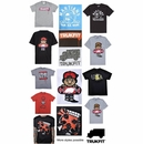 Wholesale Trukfit Tees - $7.75/pc - M-TFT-1000-ASST