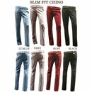 Wholesale Victorious - Slim Fit Belted Chino Pants
