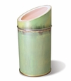 """Bamboo"" Tin Tea Container"