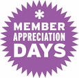 Go MAD*<br>Members' Appreciation Days at the Museum on Friday-Sunday, May 2-4, 2014