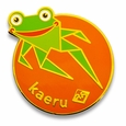 Jump Back to JANM Kaeru Pin (Orange)