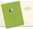 Set of 8 Thank You Cards<br>Bowing Boy