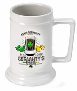 16 oz. Personalized Beer Stein