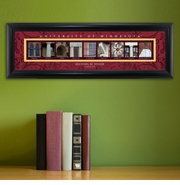 Personalized College Archetetural Art