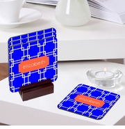Personalized Coaster Sets -Color Brights