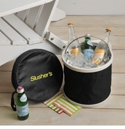 Personalized Frosty Pop-up Ice Bucket
