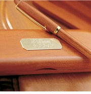 Genuine Rosewood Pen and Personalized Case