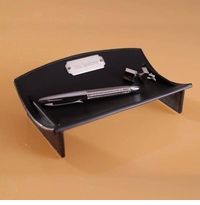 Leather Desk Caddie