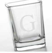 Personalized Shot Glass - Square