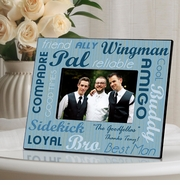 Personalized Picture Frame - Best Buds