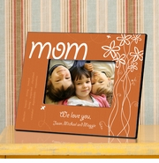 Personalized Picture Frame - Breath of Spring
