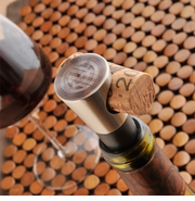 Personalized Buono Vino Wine Stopper