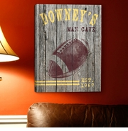 Personalized Canvas Bar Signs
